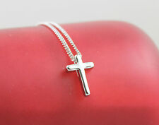 Wholesale Lady Fashion Jewelry Rare Cross 14K White Gold Plated Pendant Necklace