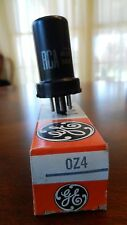 1 RCA OZ4 Electronic Tube *NOS* From Private Collector in GE box NICE TUBE