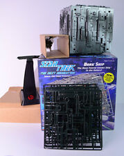 PLAYMATES STAR TREK THE NEXT GENERATION BORG SHIP CUBE 6158 Light and Sound