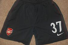 CRAIG EASTMOND SHORTS VS BARCELONA MATCH WORN ISSUE SUTTON UNITED VS ARSENAL