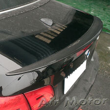 Real Carbon BMW E93 Convertible P Performance Trunk Spoiler New328i 335i