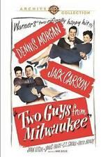 Two Guys from Milwaukee (1946), New DVD, John Ridgely, Tom D'Andrea, Rosemary De