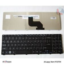 Genuine ACER US Black Keyboard for Emachines E725 E727