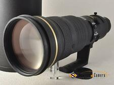 Nikon AF-S NIKKOR ED 500mm F4 D [EXCELLENT] from Japan (8800)