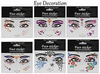 Eye Shadow Temporary Eye Stickers Transfer Party Wear