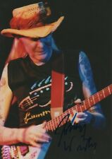 Johnny Winter Autogramm signed 20x30 cm Bild