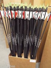 12 PSE Sniper 300 Carbon Hunting Arrows 1 Dozen BRAND NEW