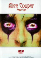 Alice Cooper Prime Cuts DVD NEW SEALED School's Out/Elected/No More Mr Nice Guy+