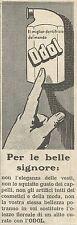 W6641 ODOL il miglior dentifricio del mondo - Pubblicità 1930 - Advertising