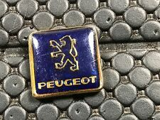 PINS PIN BADGE CAR PEUGEOT
