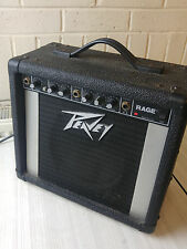 Peavey Rage ampli guitare made in usa