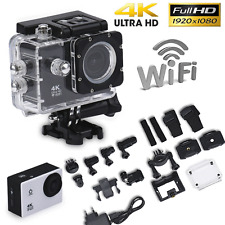 "Waterproof 2"" LTPS HD 1080P 4K WIFI Mini Action Cam DV Sports Recorder Camera"