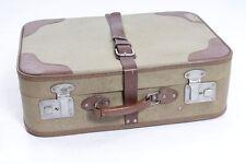 Schöner alter Koffer Reisekoffer Kult Design Vintage Leder