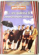 Dvd Monty Python - E... ora qualcosa di completamente diverso 1971 Usato
