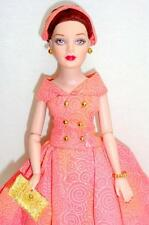"Fancy That Tiny Kitty Collier Tonner 10"" Fashion Doll w/Stand"