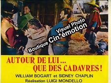 Photo Exploitation Cinéma 24x31cm (1969) AUTOUR DE LUI QUE DES CADAVRES! - PAGÓ