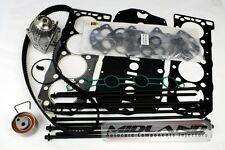 LANDROVER FREELANDER 1.8 16v ENGINE HEAD GASKET SET+BOLTS+TIMING BELT+WATER PUMP