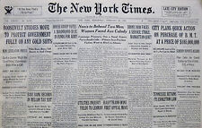 2-1935 February 20 HAUPTMANN WINS FIRST APPEAL MOVE. GERMANS BEHEAD TWO MEN 80th