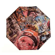 "Urban Umbrella by A1one Tanha Artist & CHOKE -21"" open - Wonderful Gift Box"