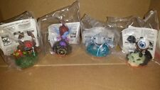 NEW* Skylanders Giants SIDEKICKS SET ALL 4 Mini Jini Eye Small Thumpling Barkley