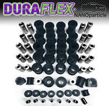 Mazda MX5 Eunos Miata Front & Rear Suspension & Chassis Bush Set - Duraflex NANO