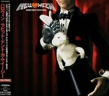 HELLOWEEN Rabbit Don't Come Easy +1 JAPAN CD OBI VICP-62323 Pink Cream 69 Accept