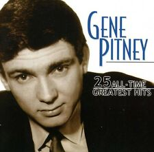 25 All-Time Greatest Hits - Gene Pitney (1999, CD NIEUW)