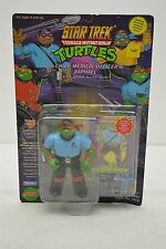 Star Trek Teenage Mutant Ninja Turtles TMNT Chief Medical Officer Raphael 1994 P