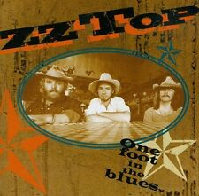 ZZ Top - One Foot in the Blues [New CD] UK - Import