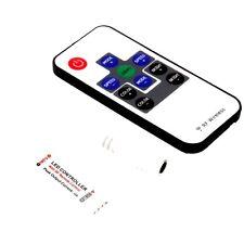 Telecomando RF Dimmer Per Striscia Led RGB  Wireless Controller Strip Light 12V