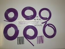 Boostjunkies Mega Manguera De Vacío Motor Dress Up Kit En Morado