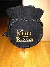 Lord of the Rings LOTR Velvet Pouch Jewelry bag