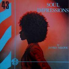 Janko Nilovic - Soul Impressions Vinyl LP NEU 0250979
