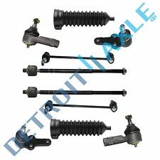 Brand New 10pc Complete Front Suspension Kit - 2000-2004 Ford Focus FWD