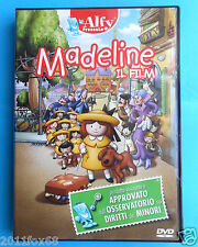 dvd madeline il film madeline lost in paris cartoon movie 2003 cartoni animati f