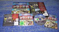 Stronghold Collection für PC alle 5 Teile + Addons BIG BOX Sammler Deutsch