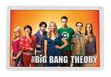 IMAN NEVERA THE BIG BANG THEORY MOD 1 - FRIDGE MAGNET LA TEORIA DEL BIG BANG