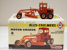 "Allis Chalmers Forty Five Grader - ""2008 NTTC"" - 1/50 - First Gear #50-3126"