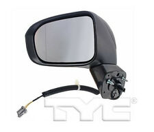 TYC Left Side Mirror Assy for Honda Civic Power Non Heated 2014-2015 Models