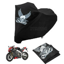 XXL Skull Motorcycle Cover For Kawasaki VN Vulcan Classic Nomad Drifter 1500 900