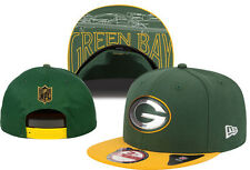 NFL Green Bay Packers Snapback hat cap berretto casquette kappe gorra 9592