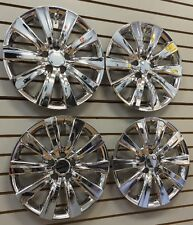 """NEW 2011-2013 TOYOTA COROLLA 16"""" Hubcap Wheelcover CHROME  SET of 4 AM"""