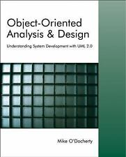FAST SHIP - O'DOCHERTY 1e Object-Oriented Analysis and Design: Understanding DP4