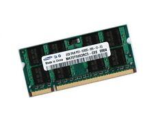 2GB DDR2 RAM Speicher Samsung Notebook P60 + Q45 + Q70