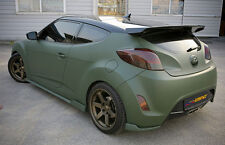 Rear Roof Trunk Wing Spoiler UNPAINTED For 11 12 13 14 Hyundai Veloster NonTurbo