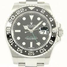 Authentic ROLEX 116710LN GMT Master II Automatic  #260-001-722-8282