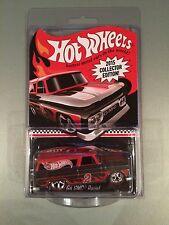 HOT WHEELS 64 GMC PANEL 2015 K-MART MAIL IN VEHICLE w/ Protecto Pak