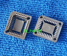 10pcs New PLCC32 32 Pin 32Pin SMD IC Socket Adapter PLCC Converter