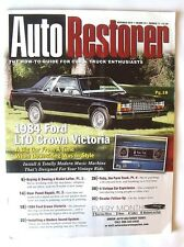 AUTO RESTORER 1984 Ford LTD Crown Victoria 1967 F-250 Farm Truck, Part 4
