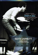 KEITH JARRETT - DIRECTIONS: IN THE CHARLES LLOYD MOOD - DVD